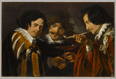 Gathering of Smokers and Drinkers