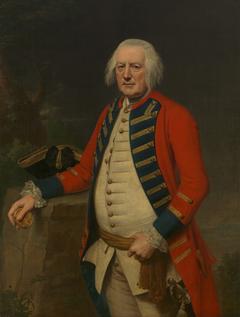 General Feldmarschall Friedrich von Spörcken (1698-1776)