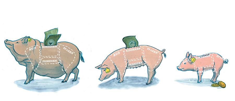 Generational Piggy Banks