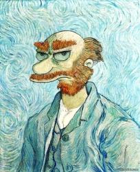 Grounds Keeper Willie Van Gogh