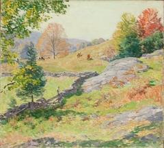 Hillside Pastures—September