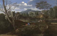 Ideal landscape