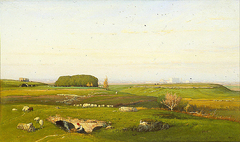 In the Roman Campagna
