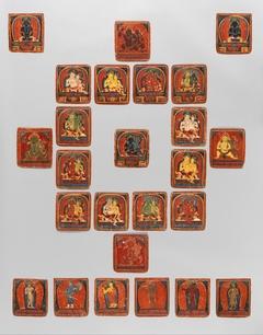 Initiation Cards (Tsakalis)