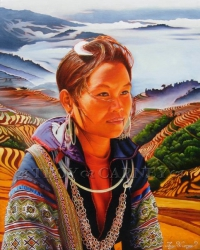 Khu, Black H'mong of Northern Vietnam