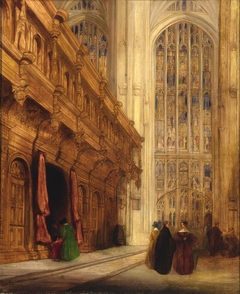 King's College Chapel—Cambridge