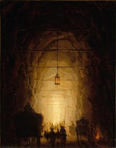 La Grotte du Pausilippe