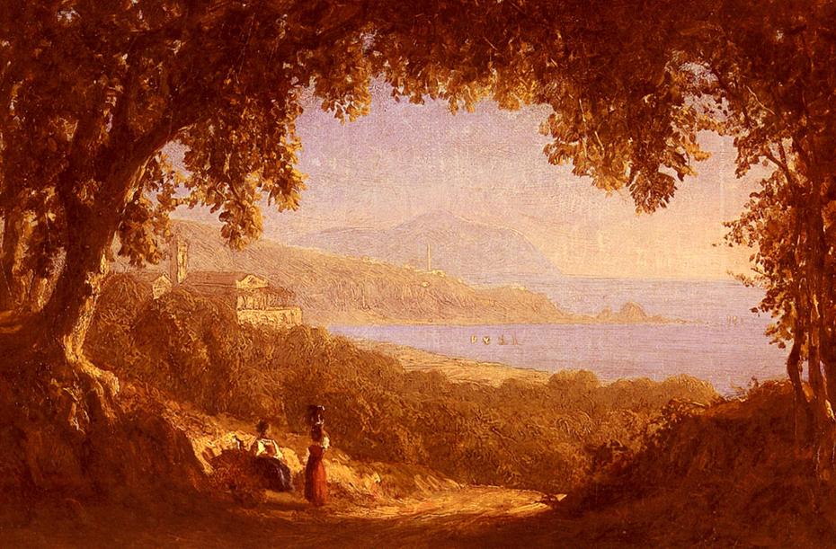 La Riviera di ponente, Genoa