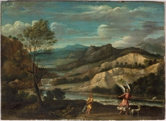 Landscape with Tobias and the Angel