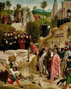 Legend of the Relics of St. John the Baptist