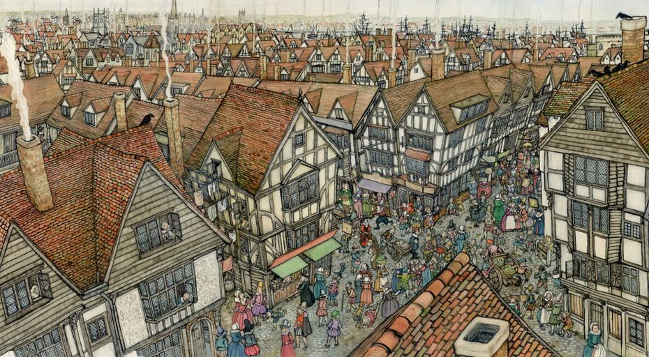 London in 1604