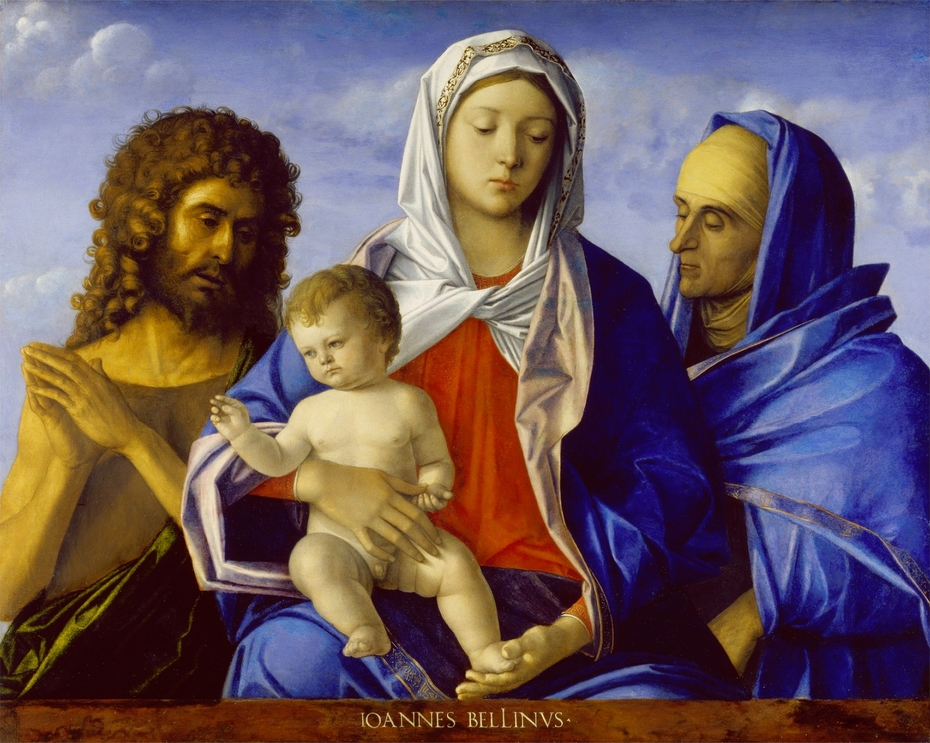 Madonna and Child with John the Baptist and Saint Elizabeth