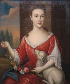 Maria Maytilda Winkler (Mrs. Nicholas Gouverneur)