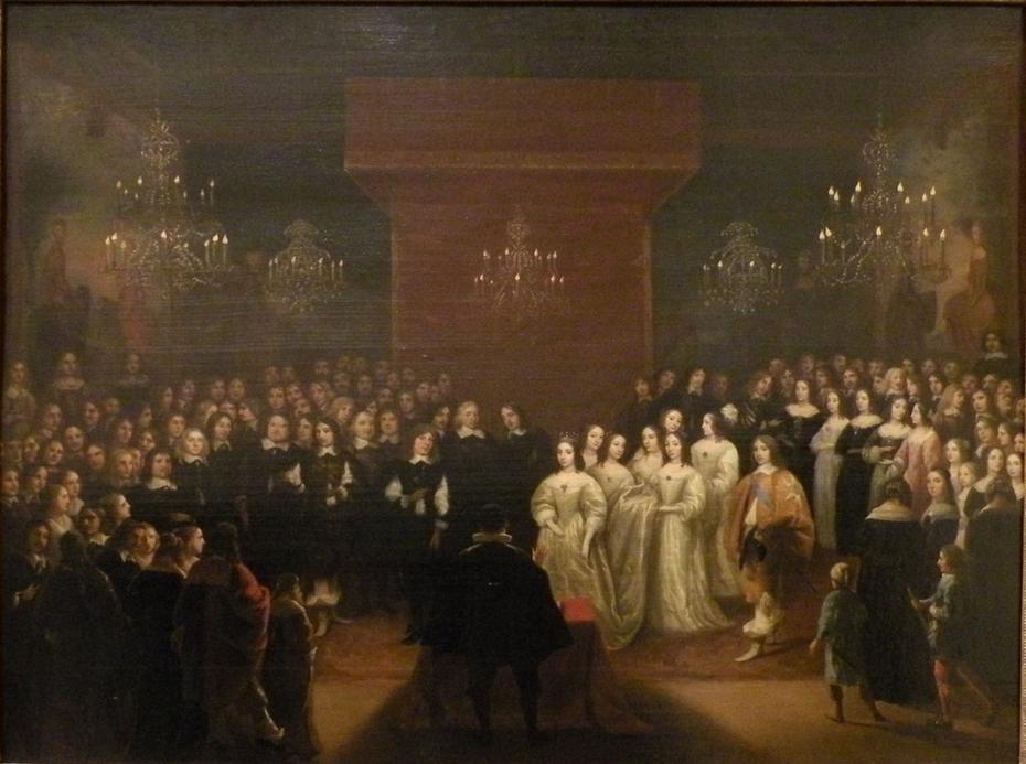 Mariage de l'Électeur de Brandebourg