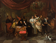 Marriage of Tobias and Sarah