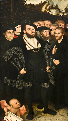 Martin Luther and the Wittenberg Reformers