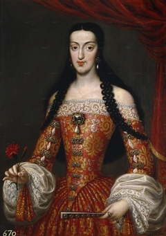 Mary Louise of Orleans, queen of Spain