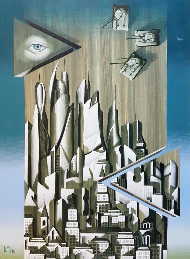 Monolit - Megapolis 9