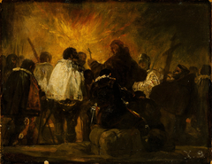 Night Scene from the Inquisition