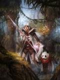 Panda queen-mage