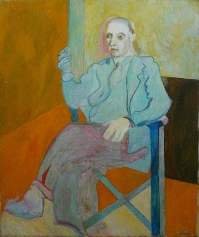 Portait of Picasso