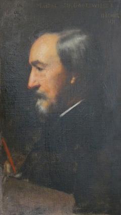 Portrait de Charles Goutzwiller