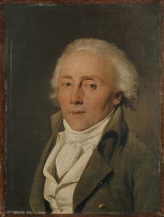 Portrait de Jean-Baptiste Corsse (1760-1815), acteur