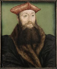 Portrait de Robert de Lénoncourt