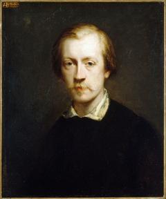 Portrait du peintre Félix Ziem