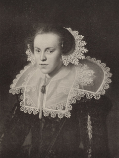 Portrait of a Lady, Aged 22