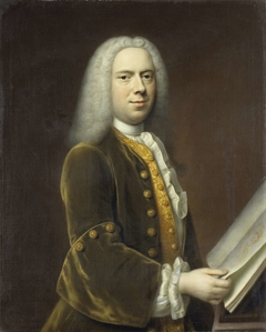Portrait of a Man, probably Cornelis Troost