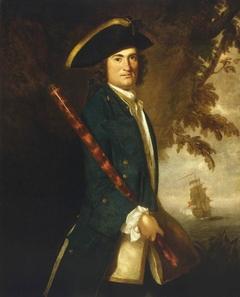 Portrait of a Naval Lieutenant, 1749
