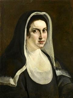 Portrait of a nun