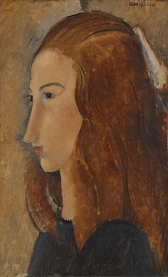Portrait of a YoungWoman