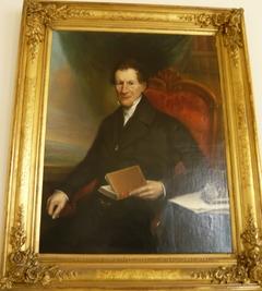 Portrait of Abraham de Vries