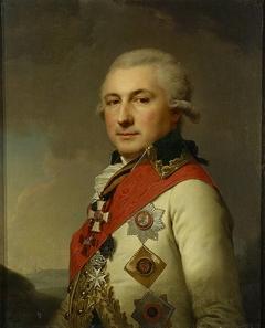 Portrait of Admiral Osip de Ribas