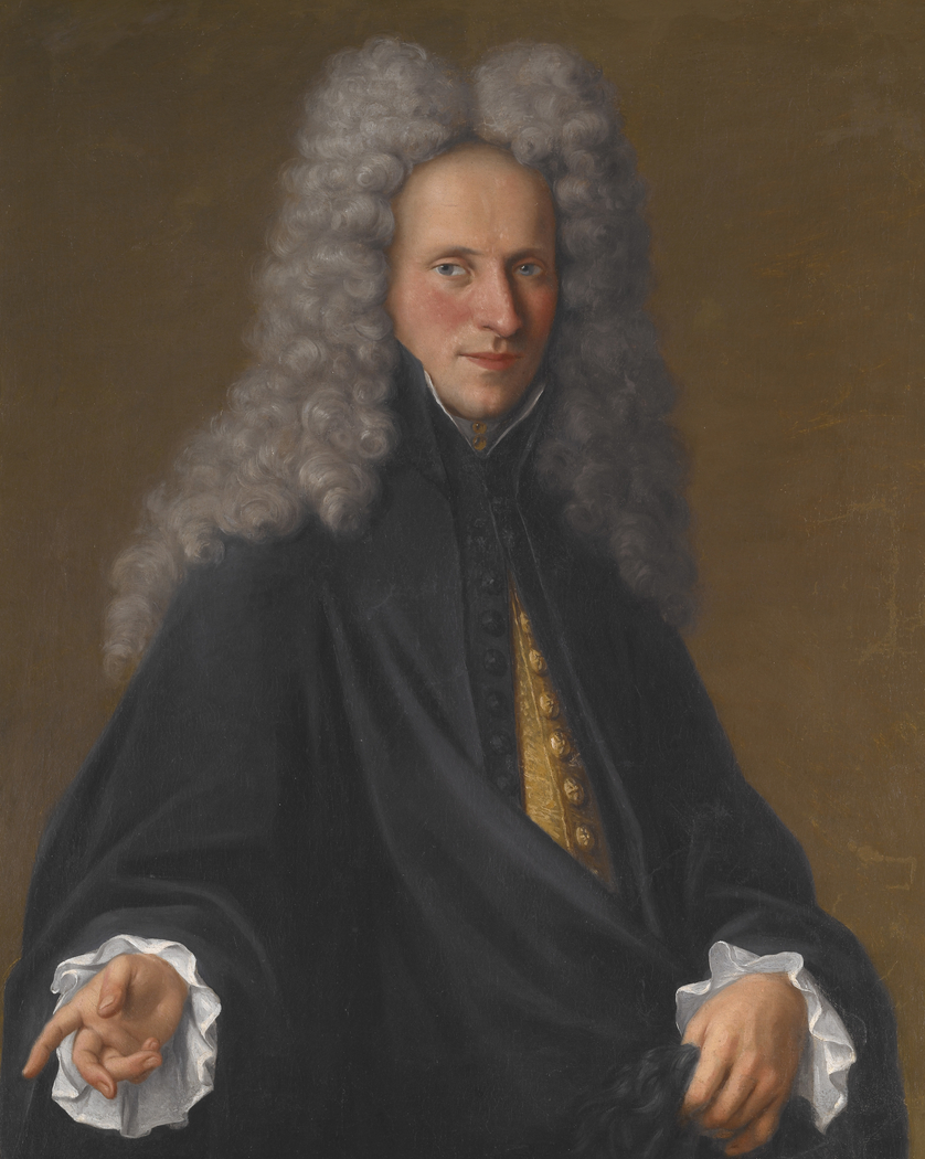Portrait of an Unknown Nobleman