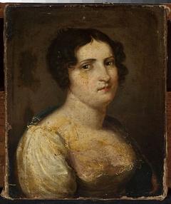 Portrait of Anna of Puczyńskis