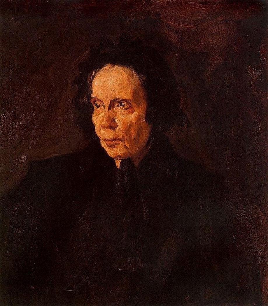 Portrait of Aunt Pepa