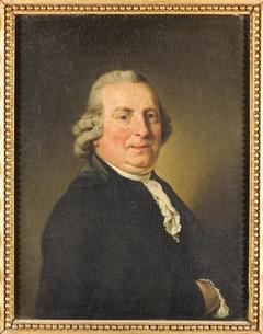Portrait of Bernardus de Bosch (1742-1816)