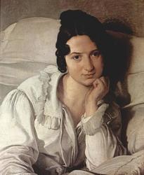 Portrait of Carolina Zucchi