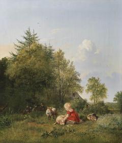 Portrait of children from the Schimmelpenninck van der Oije family