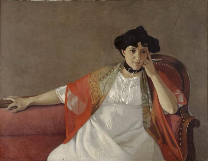 Portrait of Gabrielle Vallotton