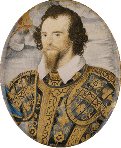 Portrait of George Clifford, Third Earl of Cumberland