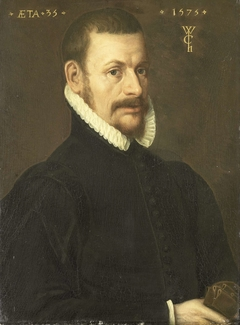Portrait of Guilliam Courten, Husband of Margarita Cassier