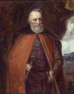 Portrait of Jan Karol Chodkiewicz – Study