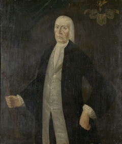 Portrait of Jeremias van Riemsdijk, Governor-General of the Dutch East India Company
