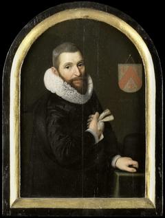 Portrait of Johan Gerritsz van Schoterbosch  (c. 1564-1654)