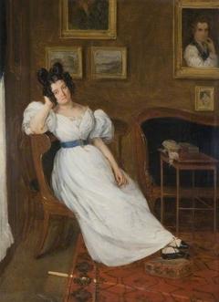 Portrait of Madame Simon
