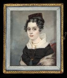 Portrait of Mary Catlin